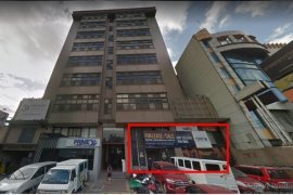 Commercial for rent in South Triangle, Metro Manila