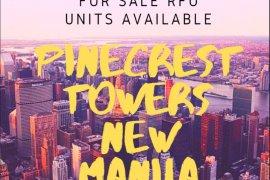 3 Bedroom Condo for sale in Pinecrest, Quezon City, Metro Manila