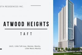 Condo for sale in Malate, Metro Manila
