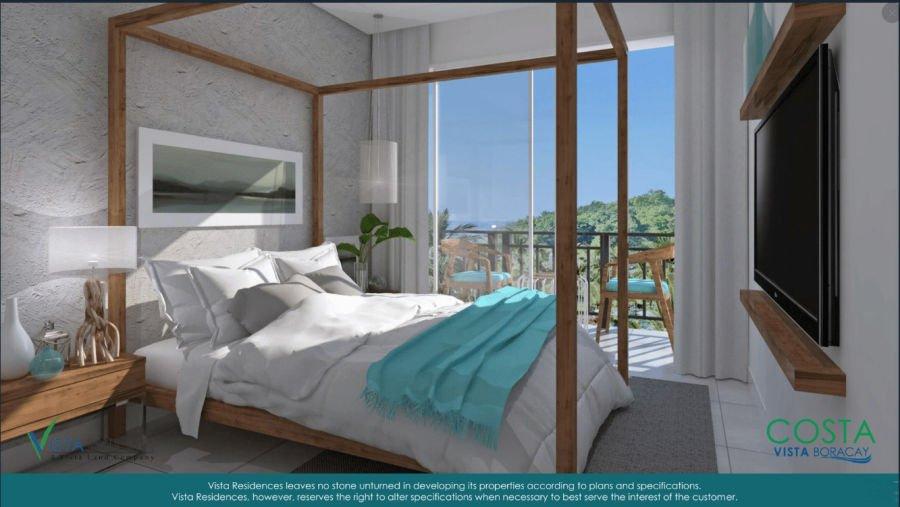 1 bedroom studio condotel in boracay - preselling