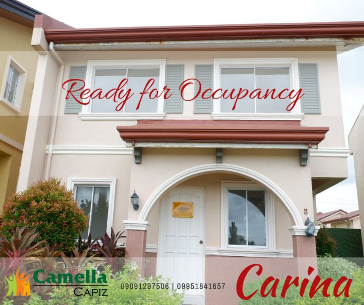 carina model house