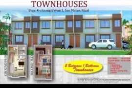 2 Bedroom House for sale in Guitnang Bayan I, Rizal