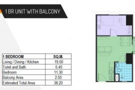 1 Bedroom Condo for sale in Magallanes, Metro Manila