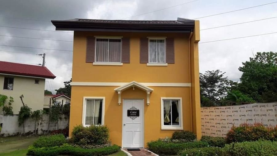 3 bedrooms house and lot in camella pili