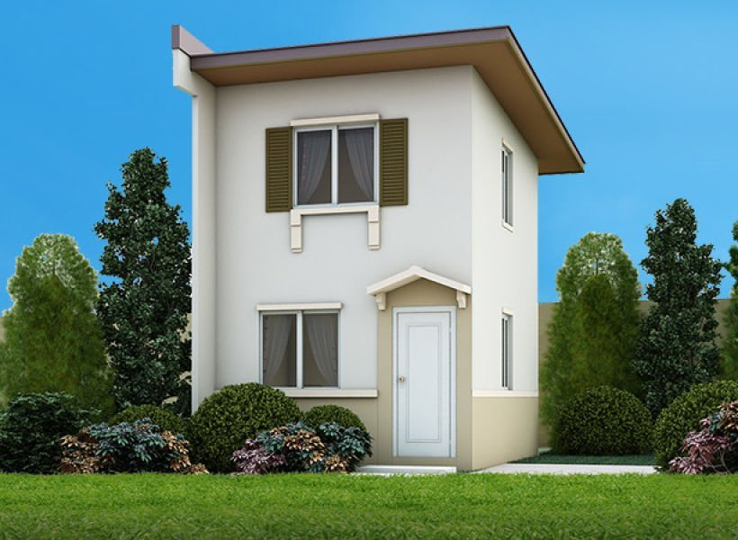 2 bedroom affordable house and lot in camella pili