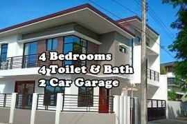 4 Bedroom House for sale in Angeles, Pampanga