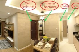 2 Bedroom Condo for sale in San Antonio, Metro Manila