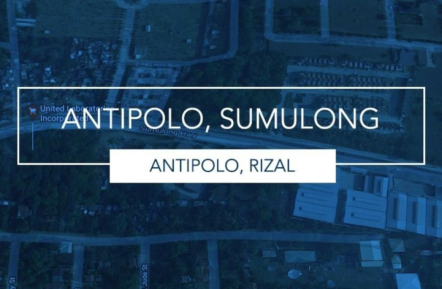 for sale lot in antipolo sumulong