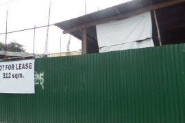 Land for rent in BF Homes, Metro Manila