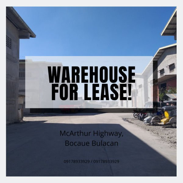 well-mentained warehouse, available here