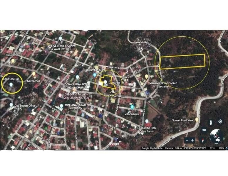 lot for sale in iligan city