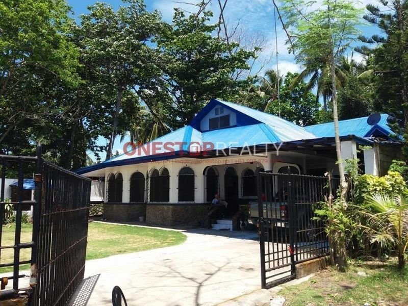 beachfront house for sale in bacong