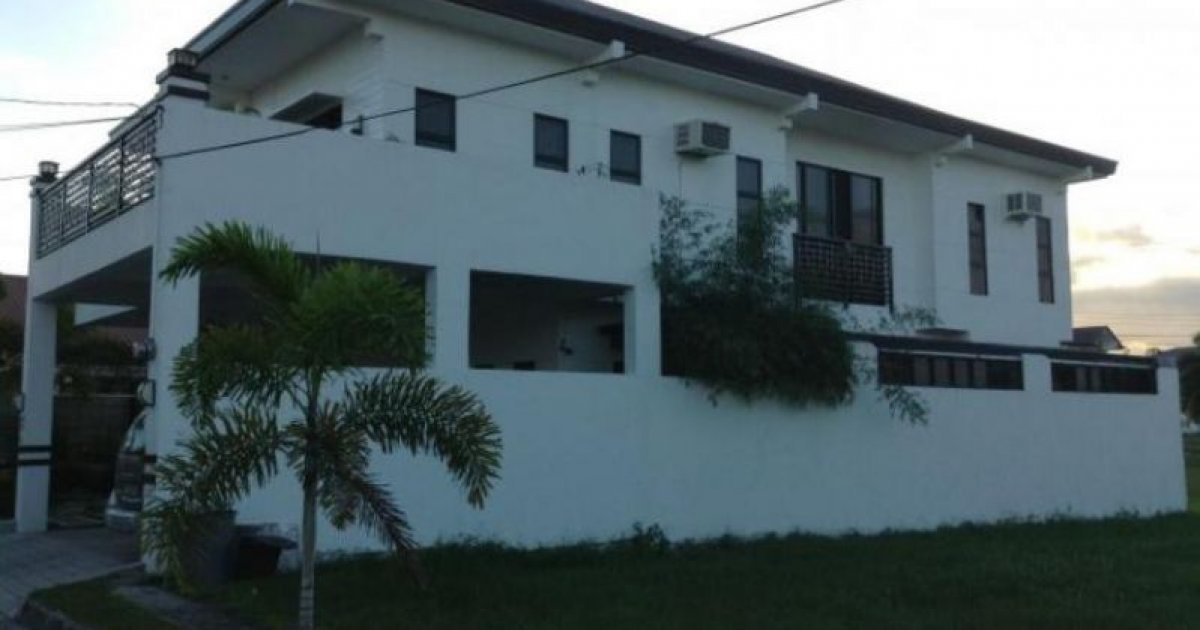 5 bed house for sale in angeles pampanga 10 500 000