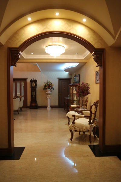 fully furnished house and lot in quezon city private subd