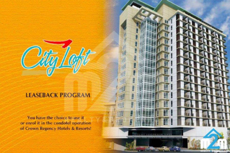 studio unit condo for sale in cebu city