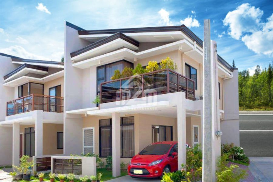 attached house & lot for sale in san fernando city, cebu