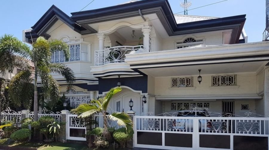 stunning mediterranean home for sale or rent in bf paranaque