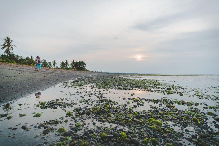 beach lot near coastal road, buenavista, agusan del norte