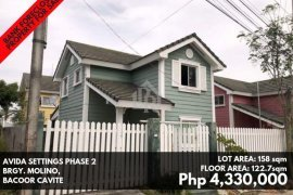 3 Bedroom House for sale in Molino IV, Cavite