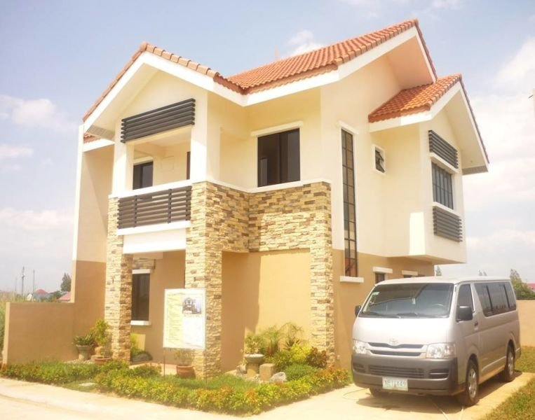 charlize 2 storey house and lot in malolos bulacan