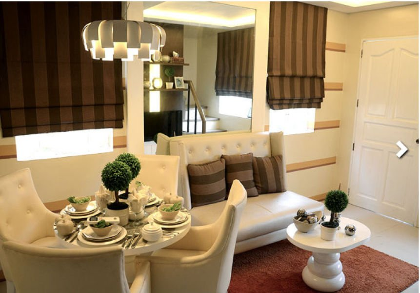 townhouse with 2 br located along maharlika highway