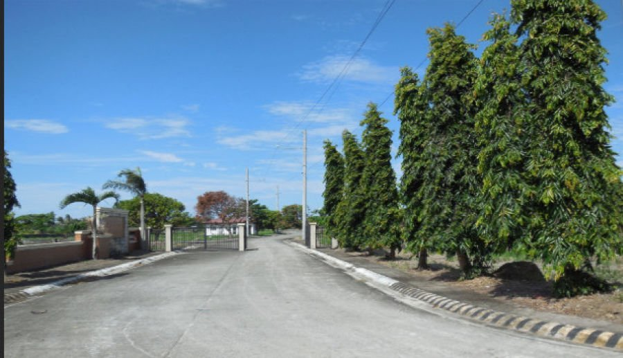 residential lot in an exclusive village in cabuyao