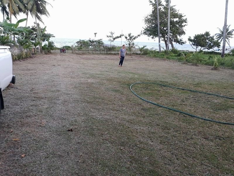 1,600 sqm beach lot in maayong tubig dauin for sale