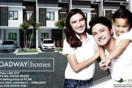 Townhouse for sale in Munting Pulo, Batangas