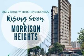 Condo for sale in Santa Cruz North, Metro Manila near LRT-1 Tayuman