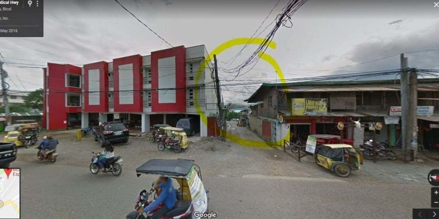 for sale commercial lot near in airport of masbate city, philippines