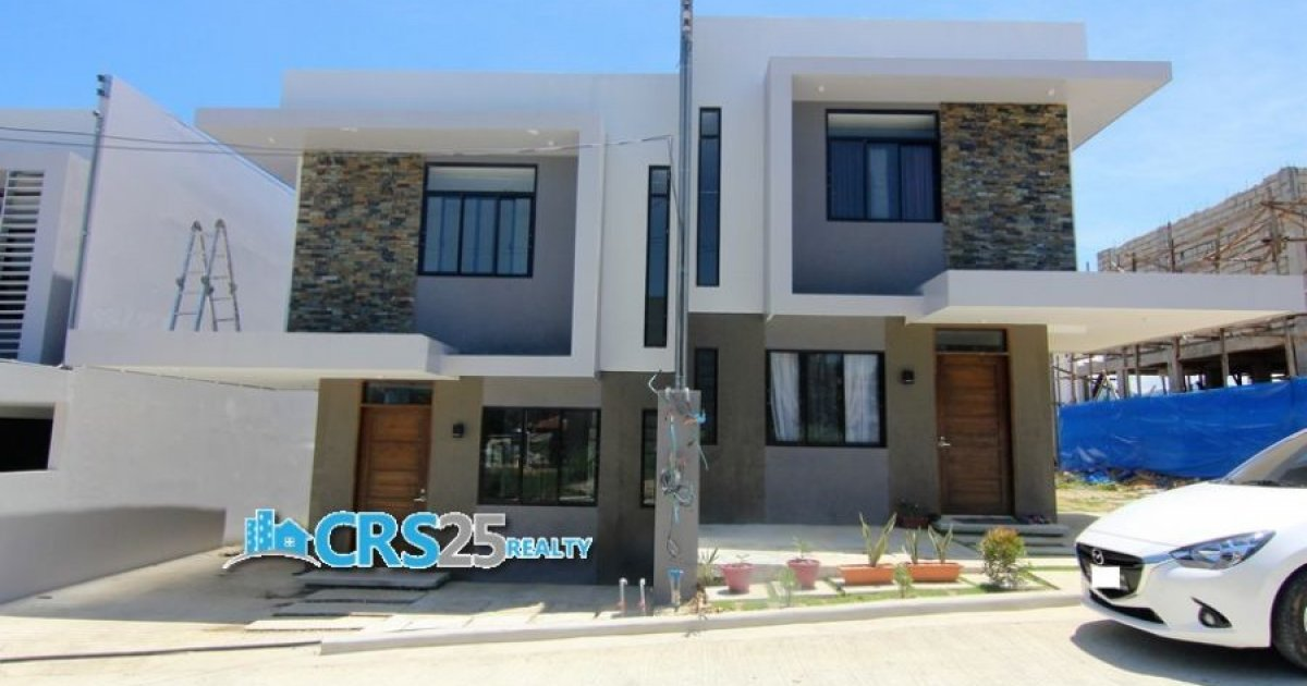 4 bed house for sale in tawason mandaue 2 890 000 for Four bedroom house for sale