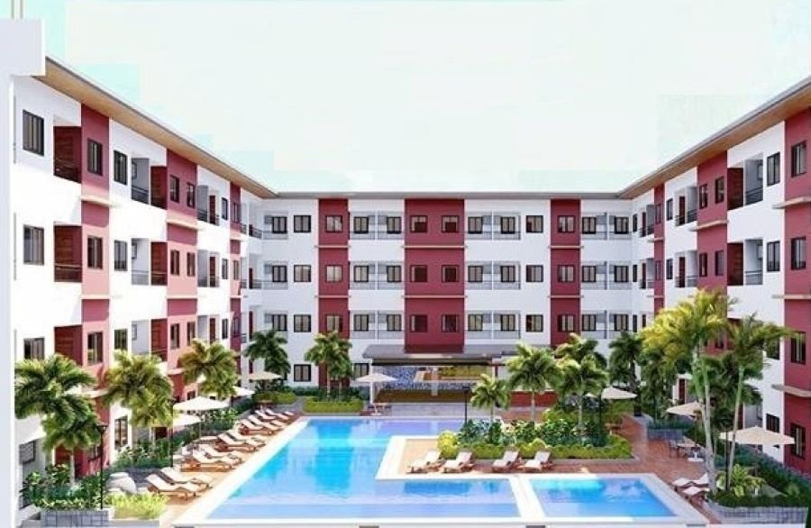 preselling fully furnished condotel for sale in panglao island bohol philippines