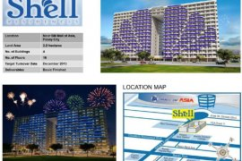 1 Bedroom Condo for sale in Shell Residences, Pasay, Metro Manila
