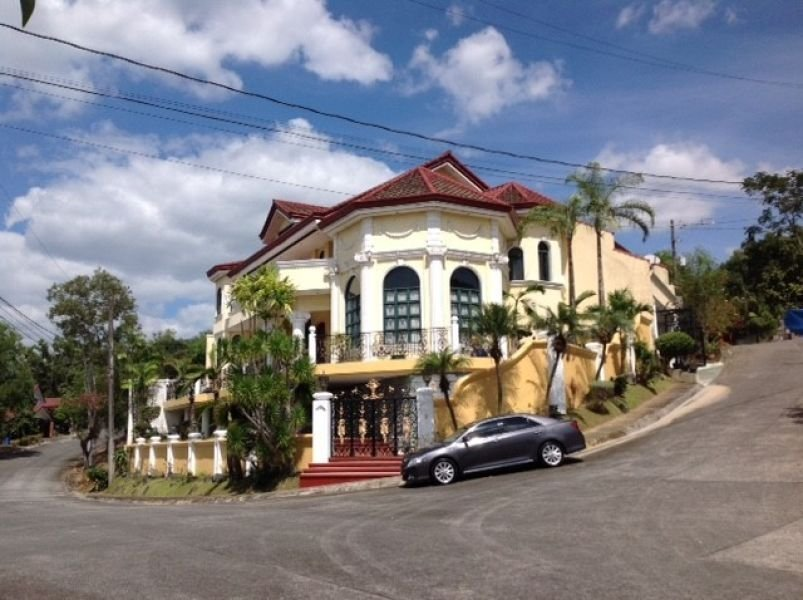 4 bedroom house floor area of 730 sqm for sale in parkridge, valley golf, antipolo city - 3932020