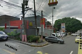 Commercial for sale in Valencia, Metro Manila near LRT-2 Gilmore