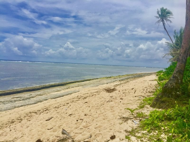 beach front lot for sale