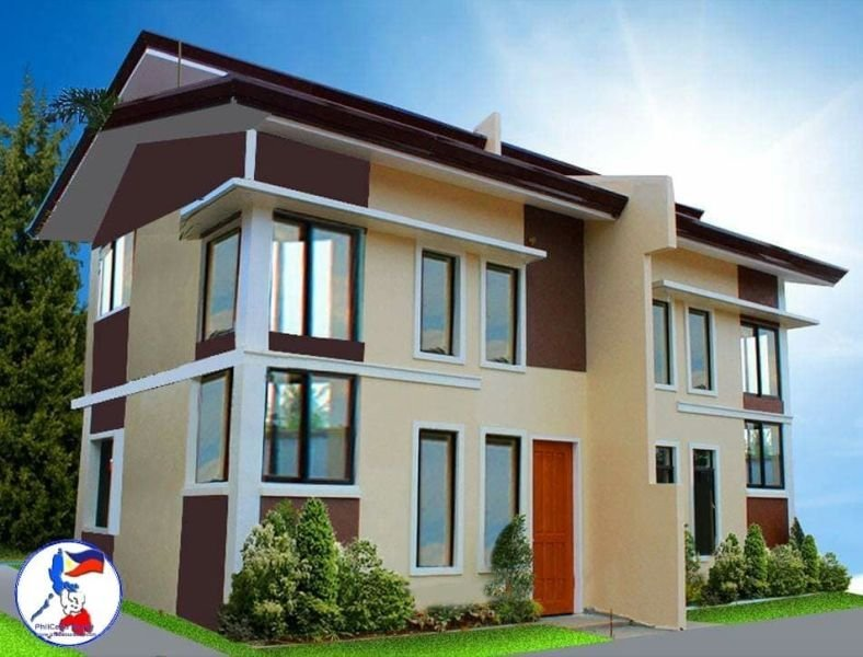 2-storey loft type duplex units in south cotabato