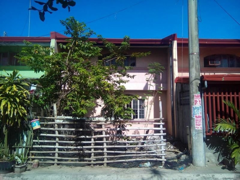 house and lot in st joseph village 6,butong, cabuyao - for sale