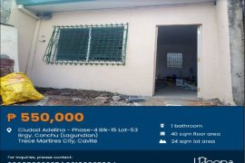 House for sale in Conchu, Cavite