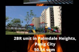 2 Bedroom Condo for sale in PALMDALE HEIGHTS, Pasig, Metro Manila