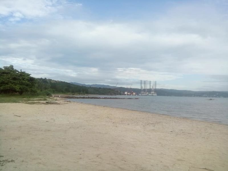 club morroco subic zambales beach front lot for sale near townproper with 20 discount - 973 sqm