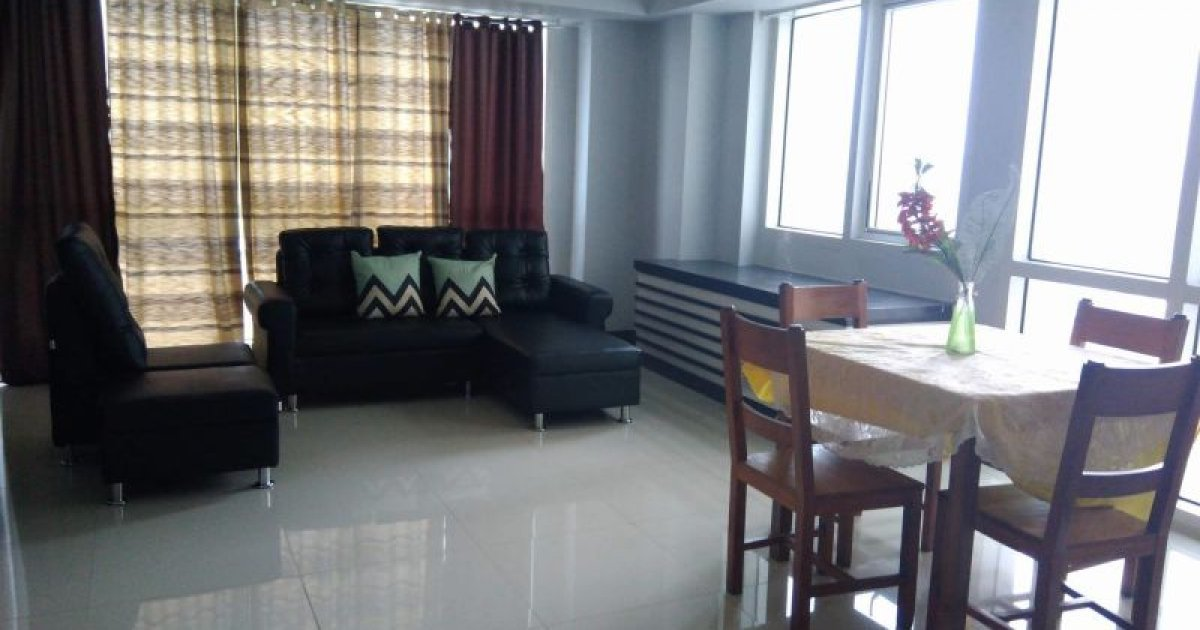 1 bed condo for rent in bagumbayan quezon city 28 000 for I bedroom condo for rent