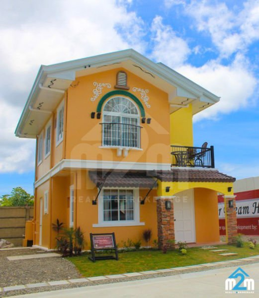 detached house & lot for sale