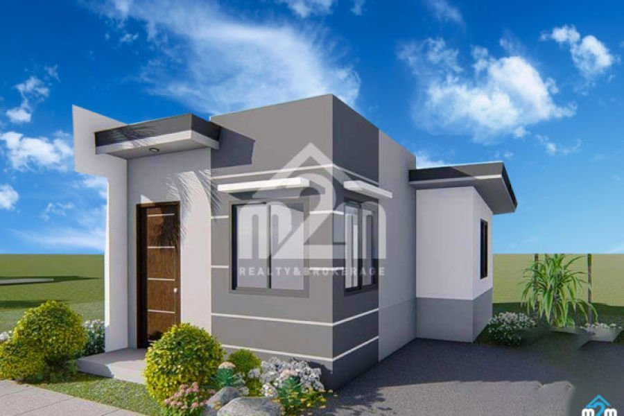 why rent if you can own attached house & lot for sale libertad, baclayon bohol
