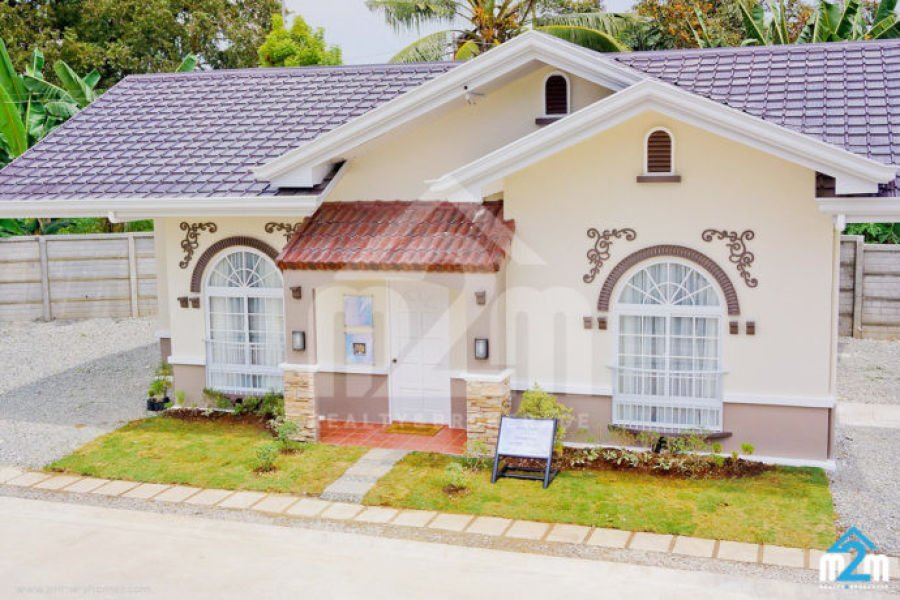 why rent if you can own detached house & lot for sale purok 2, san isidro, dauis, panglao, bohol