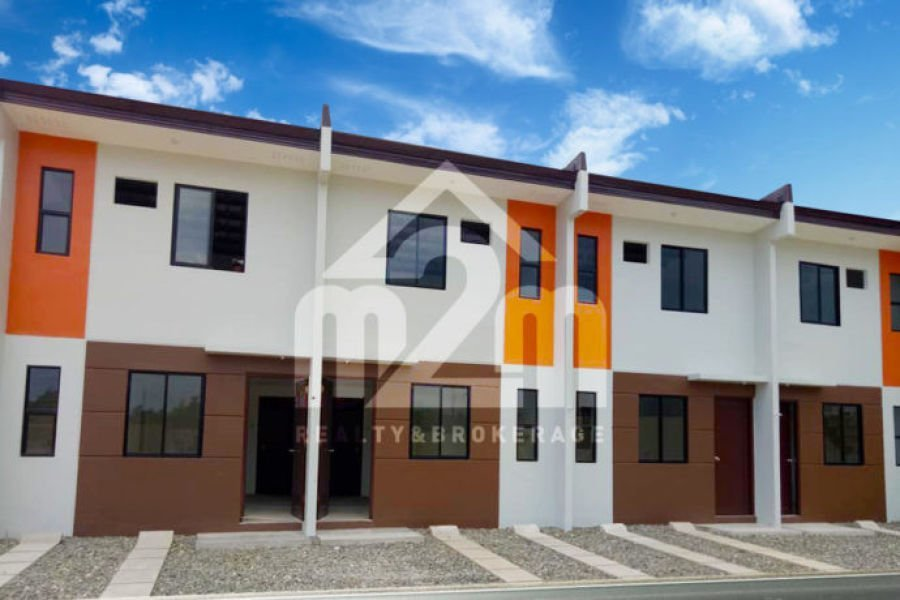 why rent if you can own townhouse & lot for sale brgy. dapdap, pob. lll, carcar city, cebu
