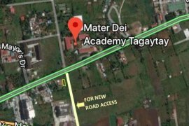 Land for rent in Silang Junction North, Cavite