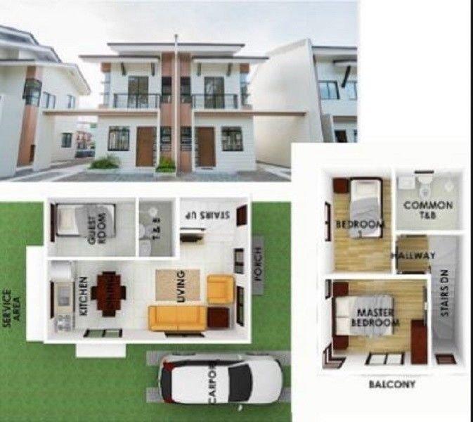 house and lot for sale few units left, santa cruz, liloan