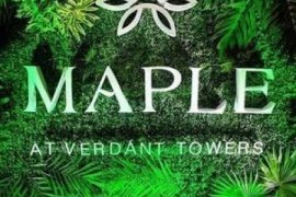 1 Bedroom Condo for sale in Maple at Verdant Towers, Pasig, Metro Manila