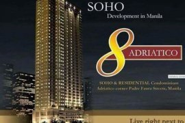1 Bedroom Condo for sale in 8 ADRIATICO, Malate, Metro Manila